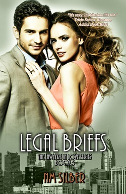 Legal Briefs (Lawyers in Love 3)
